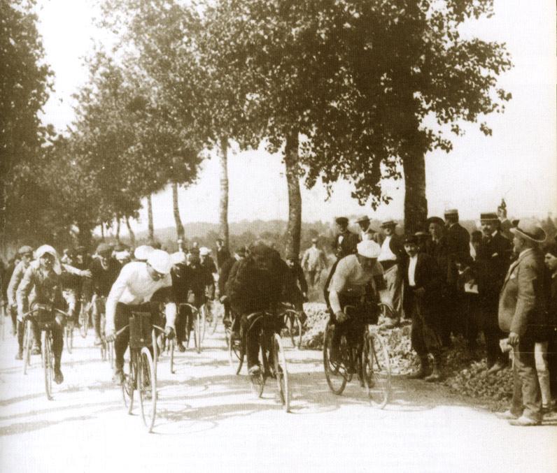tour de france 1903 riders