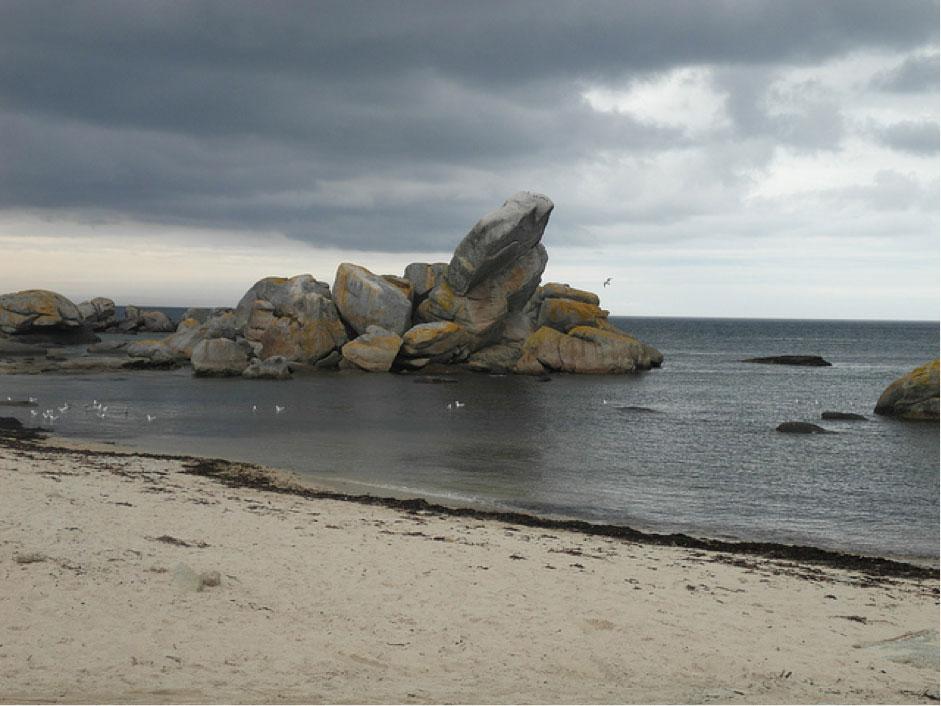 beaches in france top five meneham