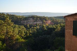 Roussillon Ocre Cliffs