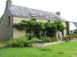 weather forcast france brittany self catering cottage