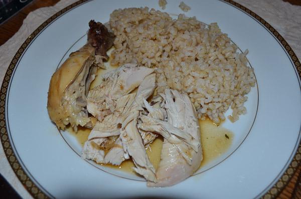 French casserole chicken
