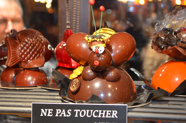 french christmas desserts