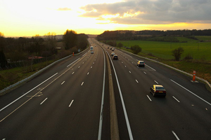 driving in France autoroute