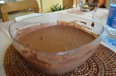 Chocolate Moose Recipe for a famous French dessert