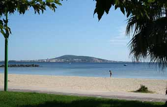 Best Beaches Near Sete France