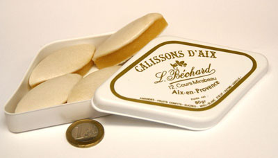 calissons Provence candy