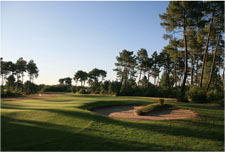 french golf holiday Medoc