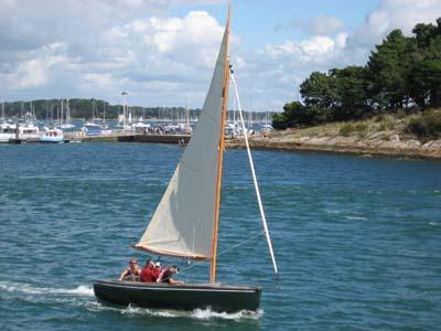 Gulf du Morbihan Brittany France
