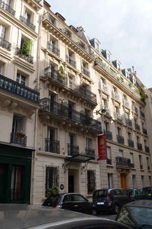 hotels in paris france