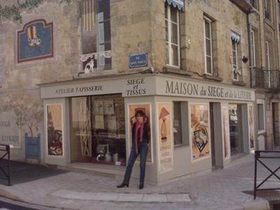 Alencon in Normandy