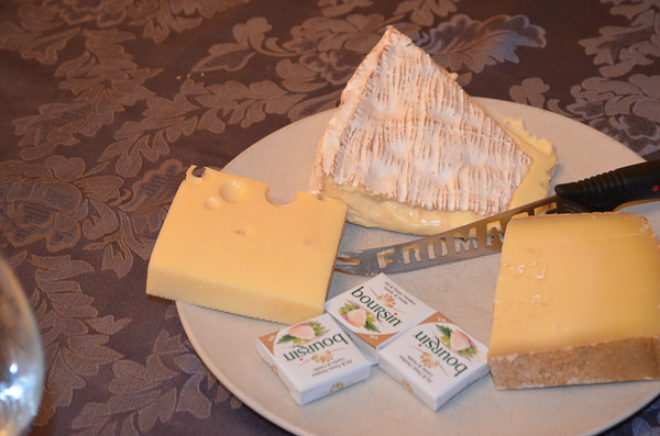 traditional french foods cheese
