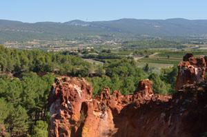 Roussillon view