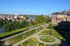 Toulouse-Lautrec Museum gardens