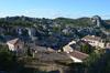Les Baux Medieval Village