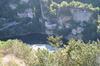 Gorges du Tarn and village
