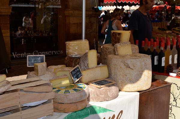 Sarlat France Cheese