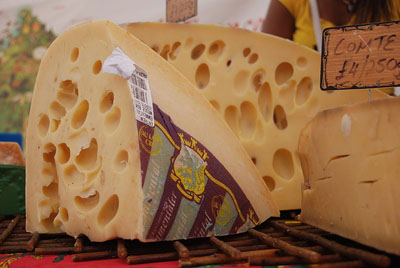 france food emmental cheese