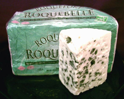 traditional french foods roquefort cheese