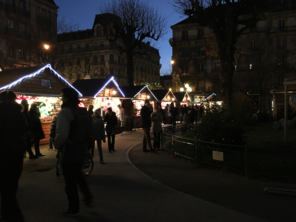 french christmas markets grenoble