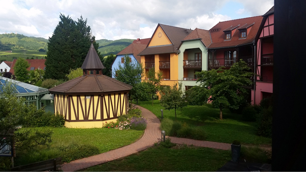 Eguisheim accommodations