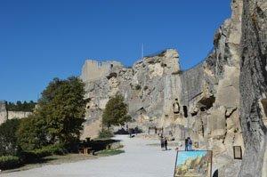 Les Baux de Provence Fortress