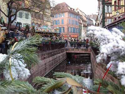 christmas traditions in france