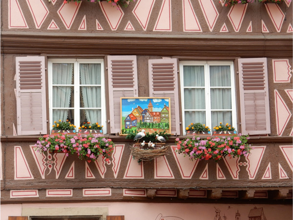 A house in Colmar
