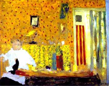 Aprés Le Repas by Vuillard, Famous French Painter