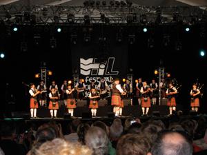 celtic festival brittany france