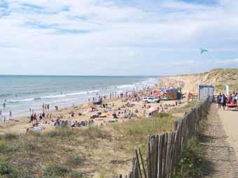 french beach olonne sur mer