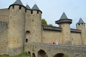 Chateau le Comtal Carcassonne